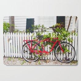 Key West Bike Cutting Board