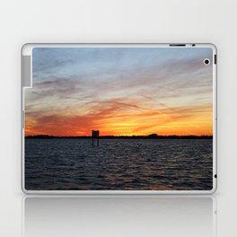 In the Manatee Zone Laptop & iPad Skin