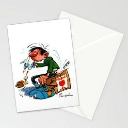 La Gaffe! Stationery Cards