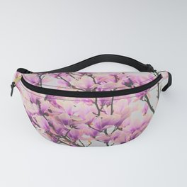 Magnolia in a vintage look Fanny Pack