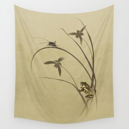 Orchid Sonata Wall Tapestry