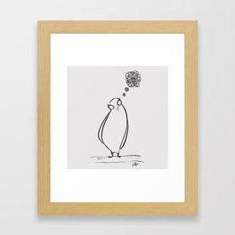 Paloma Love Framed Art Print