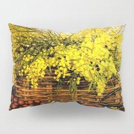 Golden Wattle Pillow Sham
