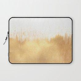 Brushed Gold Laptop Sleeve