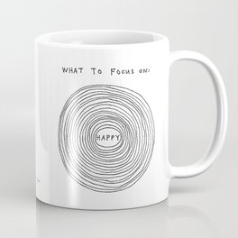 What to focus on Coffee Mug