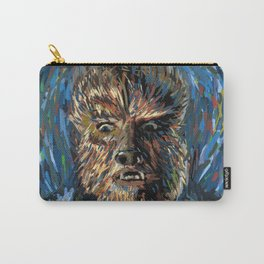 Post-Impressionistic Lunar Lunacy Carry-All Pouch