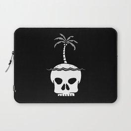 Skull Island – Black Laptop Sleeve