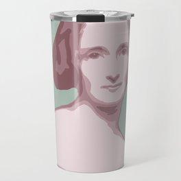 Mary Shelley Travel Mug