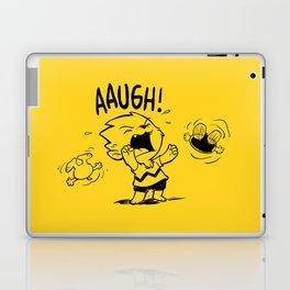 Auugh! Laptop & iPad Skin
