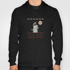 Lady Day Poster Hoody