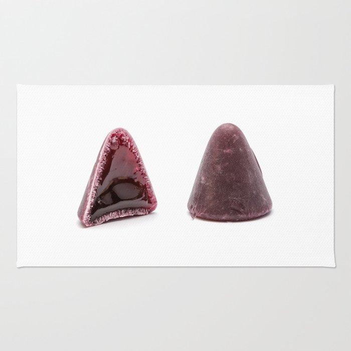 This pyramidal cuberdons Rug