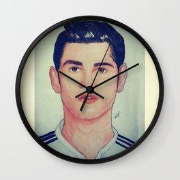 CR7 Wall Clock