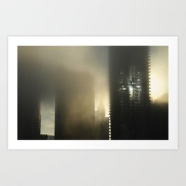 Chicago, 2013 Art Print