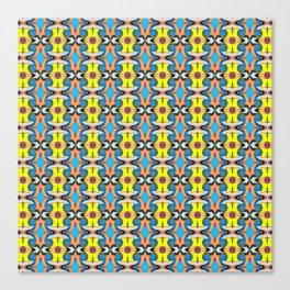 Tippy Toe OG Pattern Canvas Print