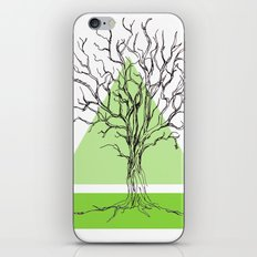 youth iPhone & iPod Skin