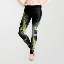The Prince of all fighters Leggings