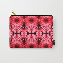 Dandelions Radiantred Carry-All Pouch