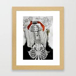 Lady Macbeth Framed Art Print