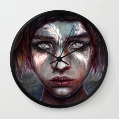 Rue Wall Clock