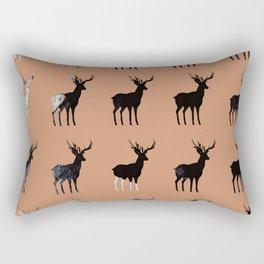 Deer B2 Rectangular Pillow