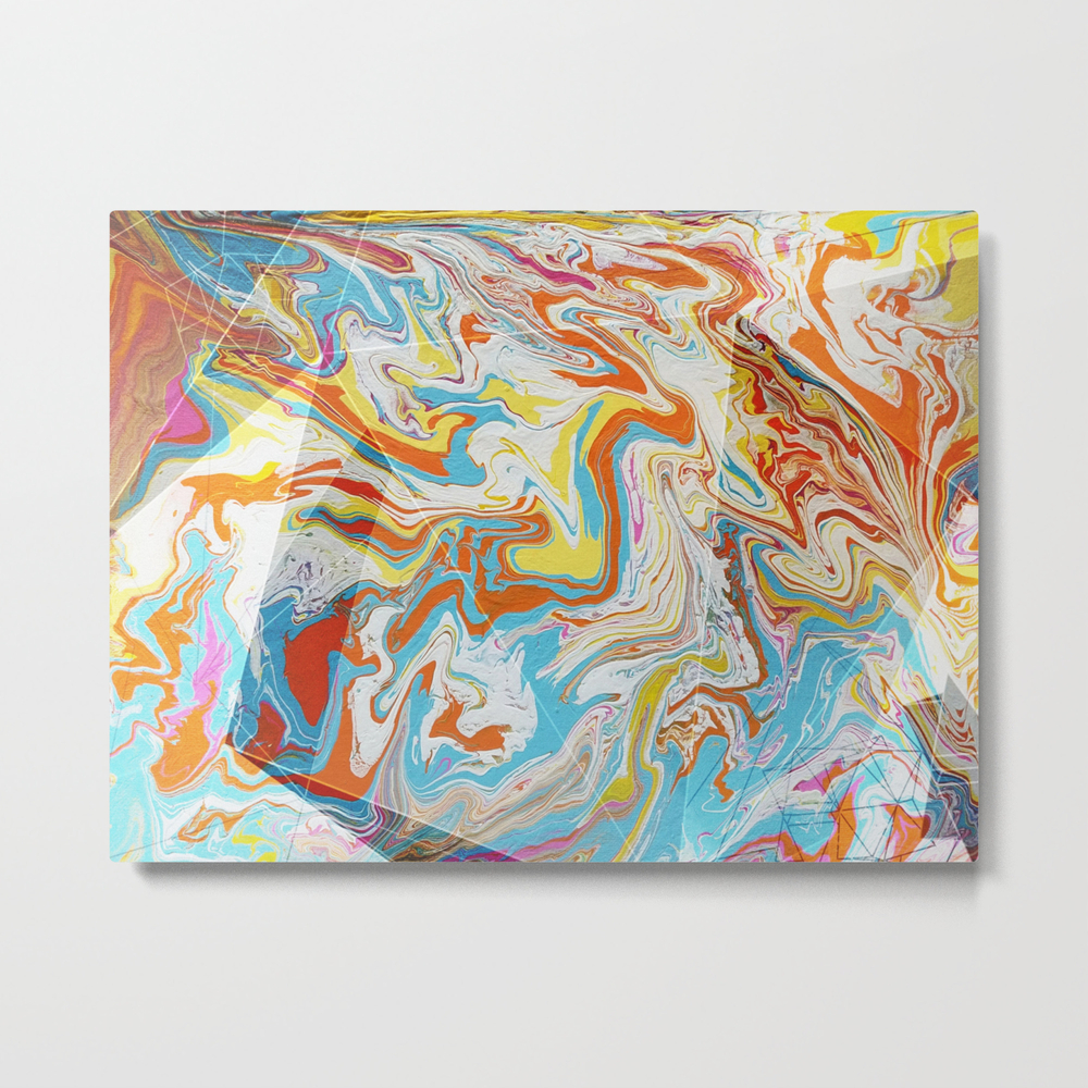 Puzzled Metal Print by Rachelalexander MTP9273882