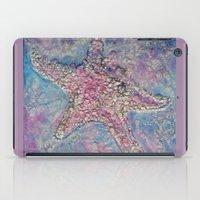 starfish iPad Cases featuring Starfish by Christine's heART