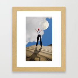 Day after day... Framed Art Print