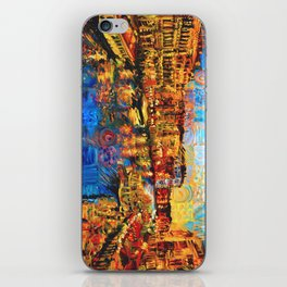 City of Love iPhone Skin