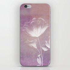 SATIN FLORAL iPhone & iPod Skin