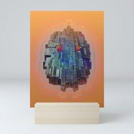 Buble Lab Robotics Space Mini Art Print
