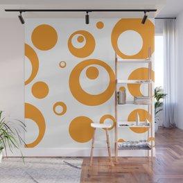 Circles Dots Bubbles :: Marmalade Inverse Wall Mural