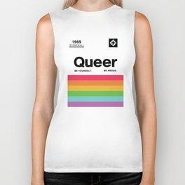 Queer Biker Tank