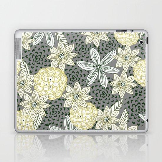 Grey Garden Laptop & iPad Skin