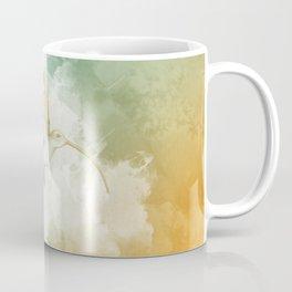 Colorful little bird Coffee Mug