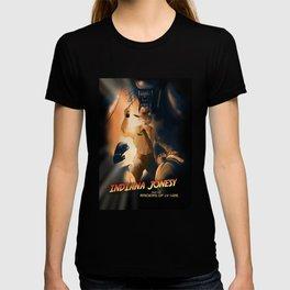 Indiana Jonesy T-shirt