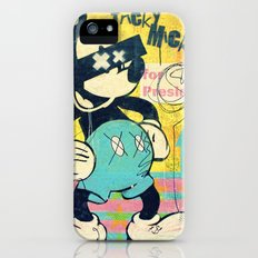 Tricky Mickey (Painted Version) iPhone (5, 5s) Slim Case