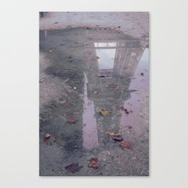 It May Be Paris Canvas Print