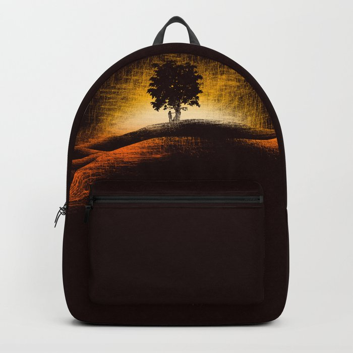 i love trees Backpack