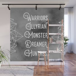 The Dreamers - ACOMAF Wall Mural