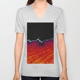 Energy by Pierre Blanchard Unisex V-Neck