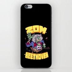 Zombeethoven iPhone & iPod Skin