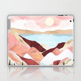 Autumn Lake Sunrise Laptop & iPad Skin