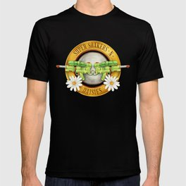 Super Soakers n Daisies T-shirt