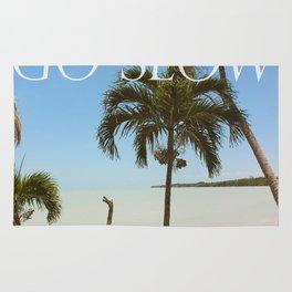 Go Slow Belize Rug