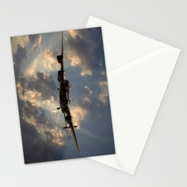 Lancaster- Into the Night Stationery Cards