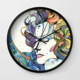 Nightshift Wall Clock