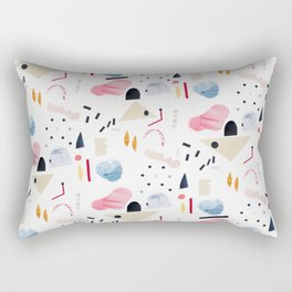 toy piano Rectangular Pillow