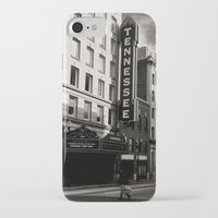 tennessee iPhone & iPod Cases featuring Tennessee by Stephanie Cantwell