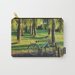 Sunrise at the forest Carry-All Pouch