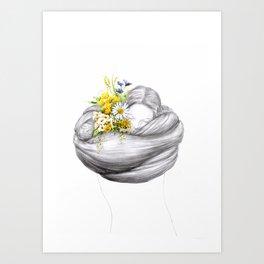 Rewildling Art Print
